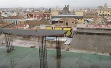 Así será la reforma de mejora del parking subterráneo de la calle Zenete de Granada