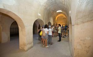 El Ayuntamiento de Granada firma un acuerdo para restaurar 13 aljibes del Albaicín