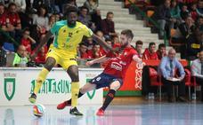 El Jaén FS remonta fuera y se mete a lo grande en semifinales por el título de liga