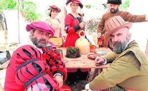 Padules se traslada a 1570 con la recreación de 'La paz de las Alpujarras'