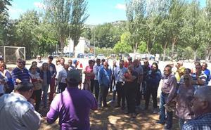 Vecinos del Puente de la Sierra se manifestarán mañana por la falta de agua ante el Consistorio