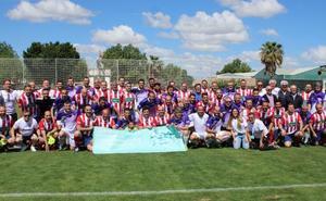 Goles solidarios contra el Alzhéimer