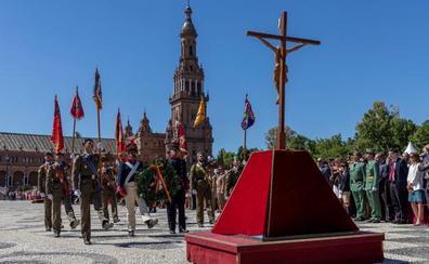 2.000 personas juran bandera como civiles en Sevilla
