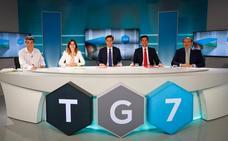 El debate despereza la campaña en su recta final