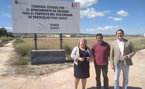 El PSOE apuesta por seguir avanzando en el proyecto del acelerador para hacer de Granada una provincia de «vanguardia»