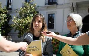 Vamos Granada dice que es «la única opción para que la corrupción no siga saqueando nuestra ciudad»