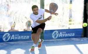 Antonio Luque debuta con triunfo en el Alisea Leus Jaén Open 2019