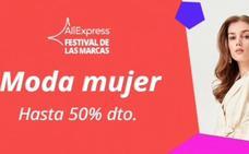 Comienza el Festival de las Marcas en AliExpress