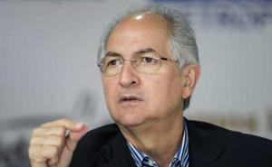 El opositor venezolano Antonio Ledezma, con casi dos millones de seguidores, estará en TAT Granada