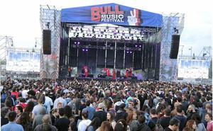 Programación completa y horarios del Bull Music Festival de Granada