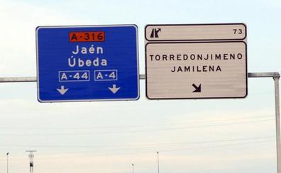 La Autovía del Olivar y la carretera de Fuerte del Rey, en las previsiones de la Junta