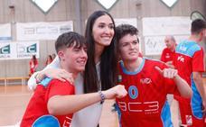 Belén Arrojo, embajadora de Granada Ciudad Europea del Deporte