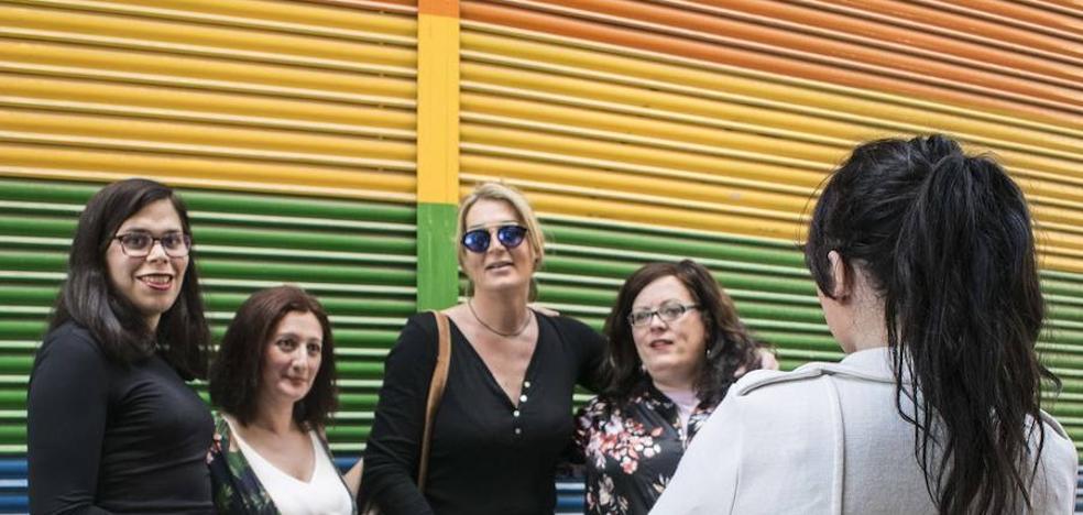 Una campaña tan diversa como un arco iris