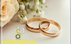 El universo de las alianzas de boda