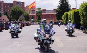 La Guardia Civil de Granada celebra el 175 aniversario de su fundación