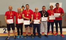 El Maracena se proclama campeón de España de veteranos por clubes