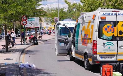 Los dos heridos en el atropello de La Chana continúan en la UCI en estado grave