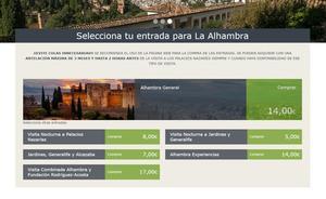 La Alhambra asegura que un informe constata que «no ha habido un acceso a datos de carácter personal» en su web