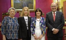 Premio 'Mariana Pineda' del Ayuntamiento de Granada al Instituto Universitario de Investigación de Estudios de las Mujeres y de Género