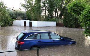 Habrá medidas correctoras para reducir la inundabilidad en los Puentes