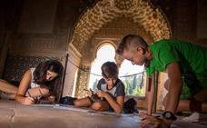 Un programa educativo mostrará este verano a niños y jóvenes nuevas miradas de la Alhambra