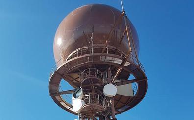 Nuevo radar en la provincia para el control aéreo del Sureste español, que llega al Norte de África