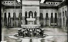 «La Alhambra, desde los inicios de la fotografía, siempre se ha dejado querer por la cámara»