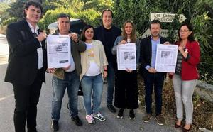 Millán (PSOE) se compromete a recuperar Los Cañones para los jienenses