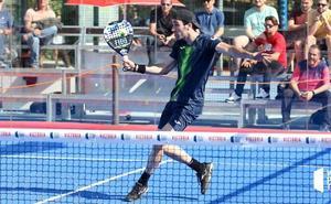 Javi Ruiz se clasifica para los cuartos de final en el Open de Jaén