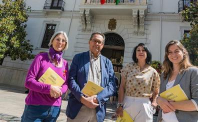 'Vamos, Granada': «No dejaremos que vuelvan a nuestro Ayuntamiento los causantes de la ruina y la corrupción»