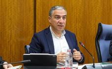 Bendodo rechaza la oposición del PSOE y su reproche al «montaje» de la herencia recibida