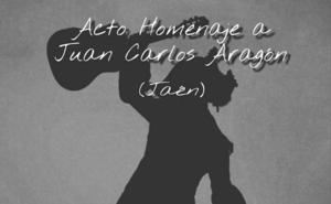 Jaén homenajea esta noche a Juan Carlos Aragón