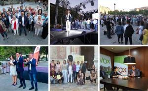 Cierre de campaña de las Elecciones Municipales de Granada: música para todos los gustos
