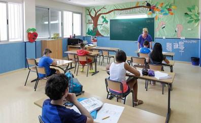 Casi el 93% de las familias obtiene plaza para escolarizar a sus hijos en su primera opción de centro