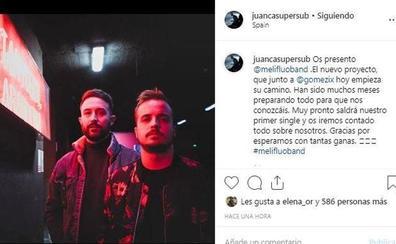 Melifluo: la nueva banda musical de Juanca, batería de Supersubmarina