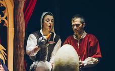 El Teatro de la Zarzuela estrenará el montaje de Claroscvro sobre Juan Latino