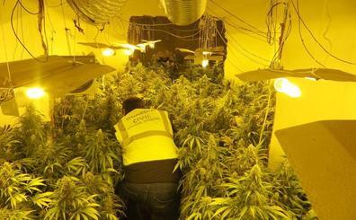 Blinda un cortijo aislado de Níjar para cultivar marihuana