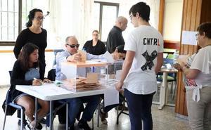 Las 2.000 excusas registradas en Granada para no ser de la mesa electoral
