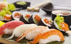 5 restaurantes de Granada para pedir sushi sin salir de casa