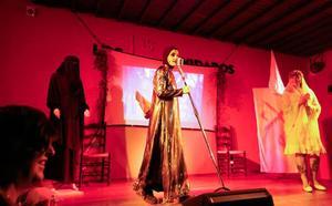 Vinila von Bismark presenta su transgresor 'Quejío Nazarí'