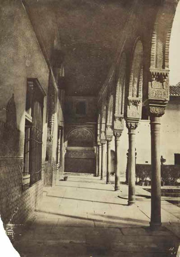 Las primeras fotos de la Alhambra