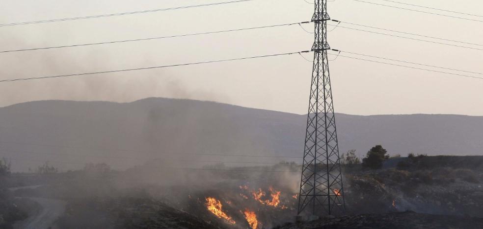 Almería es la provincia española con más vertederos con alto riesgo de incendio