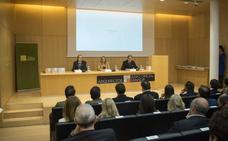 Entrega de los premios del Colegio de Arquitectos de Granada
