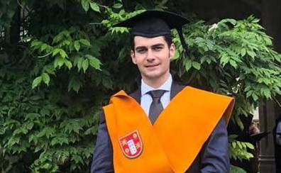 Jesús Olivares, un jienense en la Universidad de Oxford