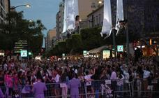 La Noche en Blanco de Almería, en imágenes
