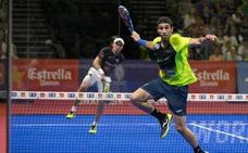 Javi Ruiz cae en cuartos en el Open de Jaén