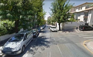 Una mujer de 27 años, atropellada en la avenida de Murcia de Granada