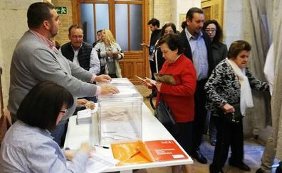 El pacto andaluz de la Junta, posible únicamente en ocho municipios jienenses