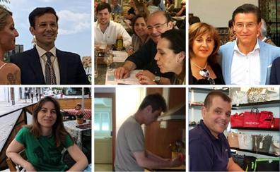 Así pasan los candidatos de Granada la jornada de reflexión