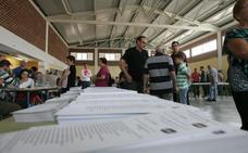Un centenar de gobiernos locales, pendientes de las urnas en Almería